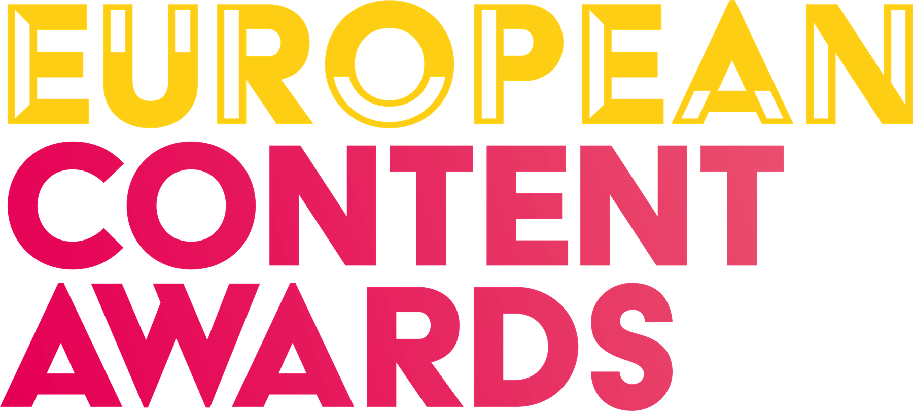 European Content Awards logo